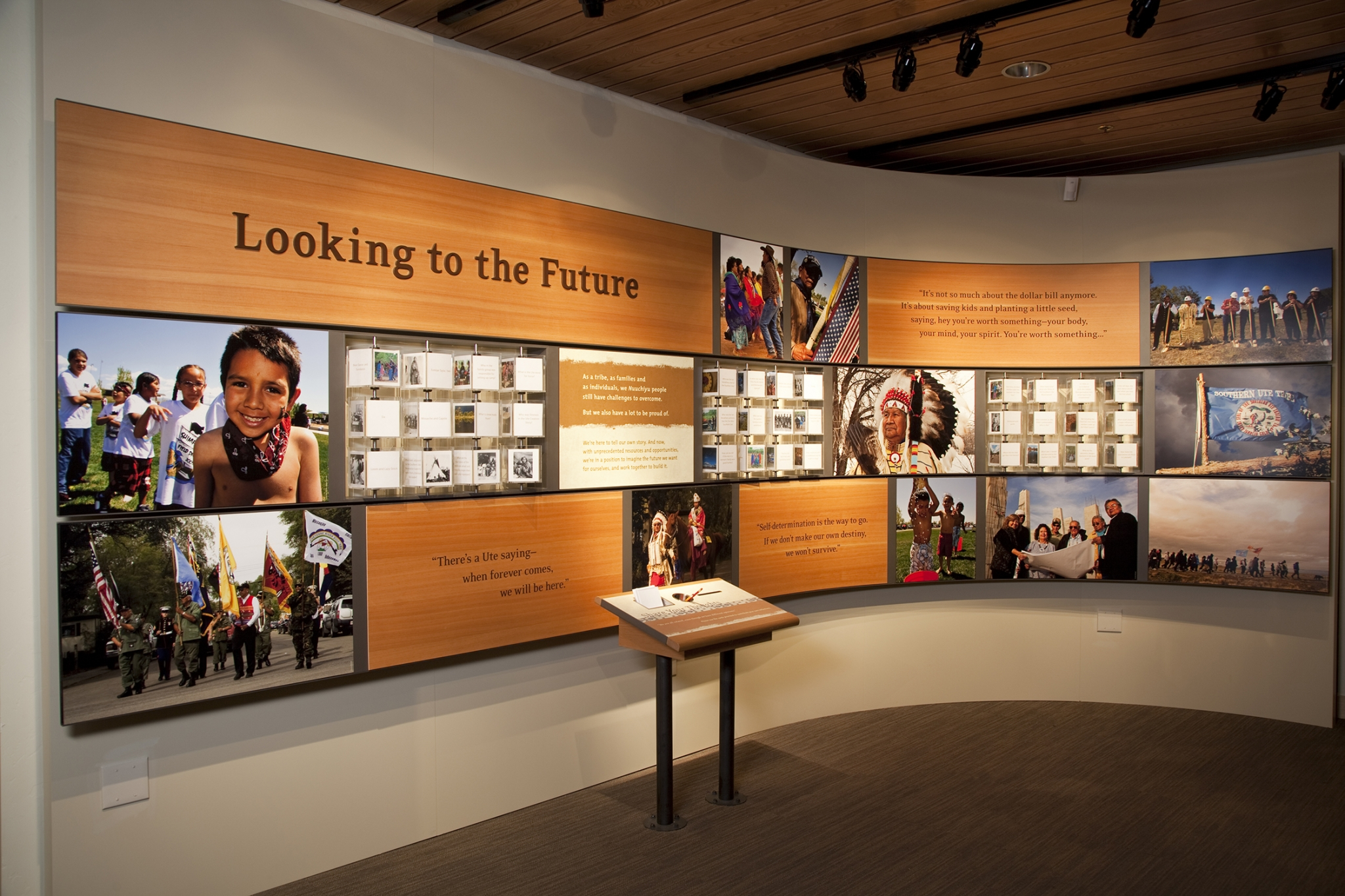Southern Ute Cultural Center Amp Museum Fci Constructors